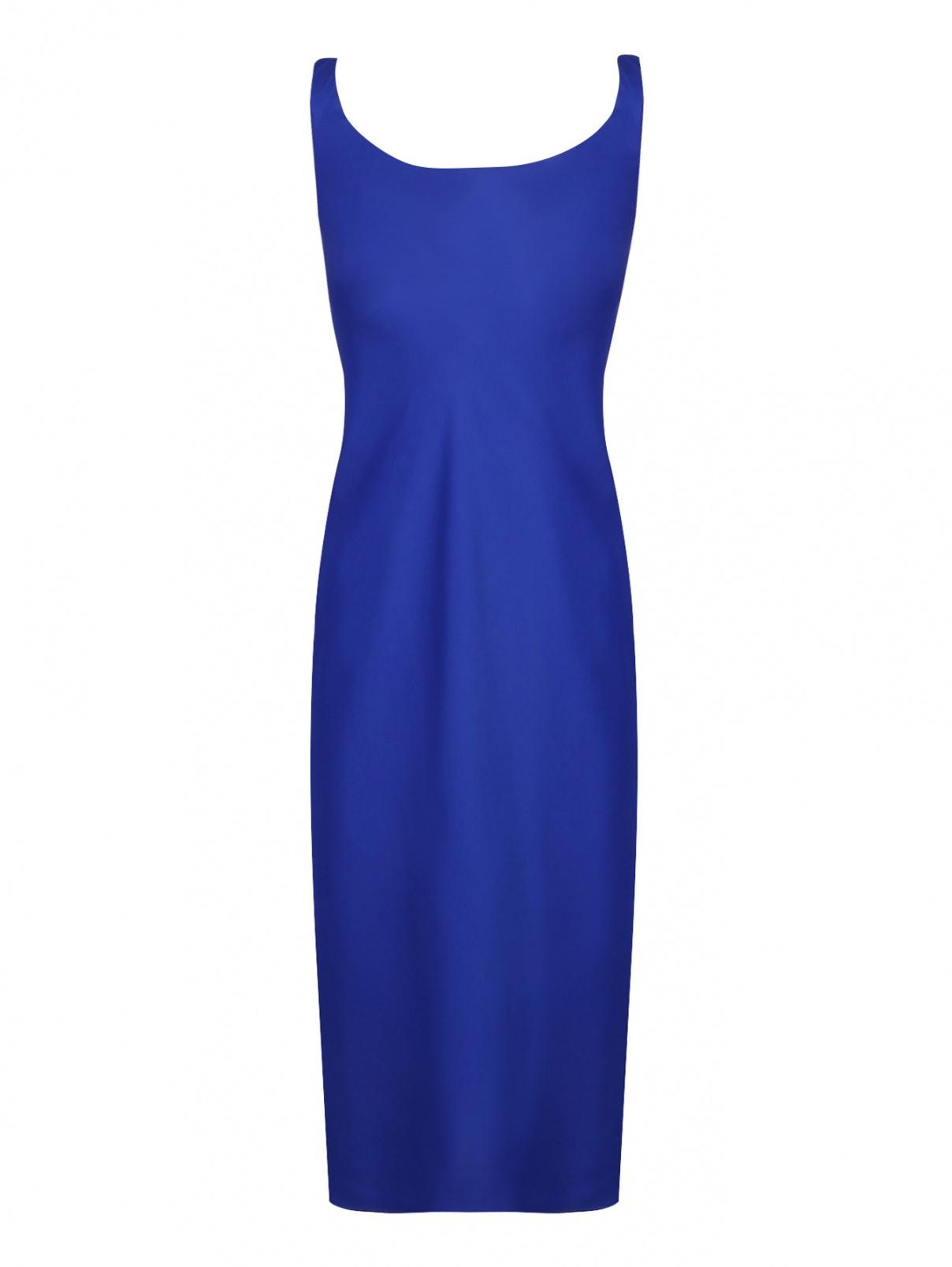 Платье-миди, с вырезами Maison Martin Margiela  –  Общий вид