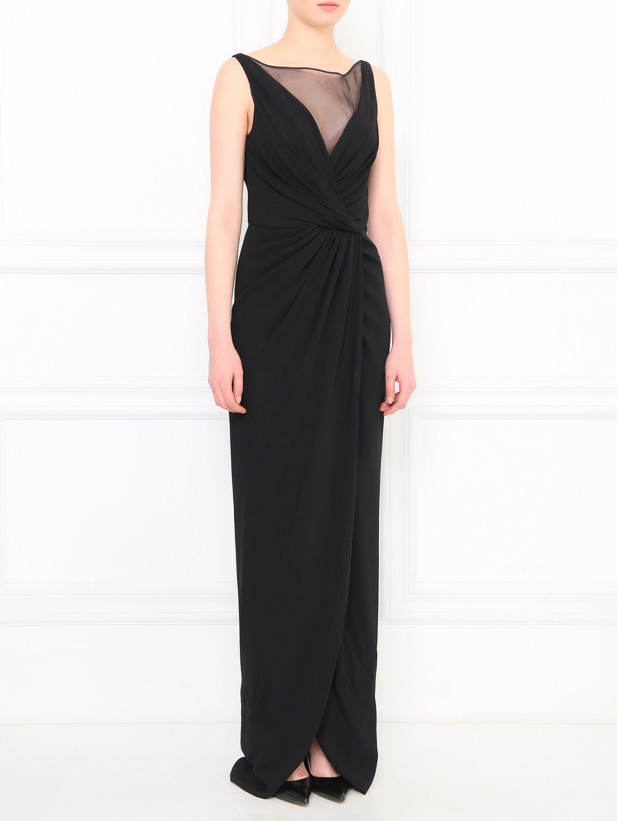 Платье-макси Giambattista Valli  –  Модель Общий вид
