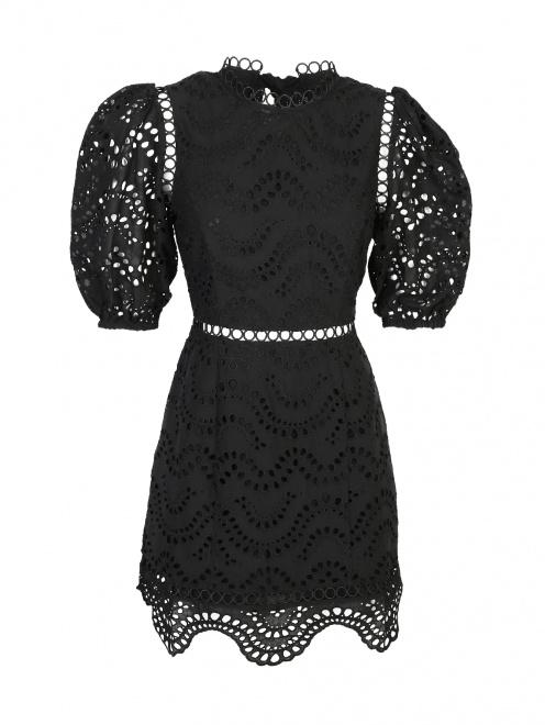 Платье из хлопка, на подкладе  - Общий вид