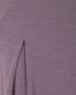 Платье-макси с длинным рукавом из шерсти Mariella Burani  –  Деталь1