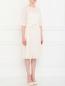 Платье из шелка с вышивкой Collette Dinnigan  –  Модель Общий вид