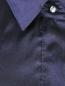 Платье-миди из шелка с поясом Max Mara  –  Деталь