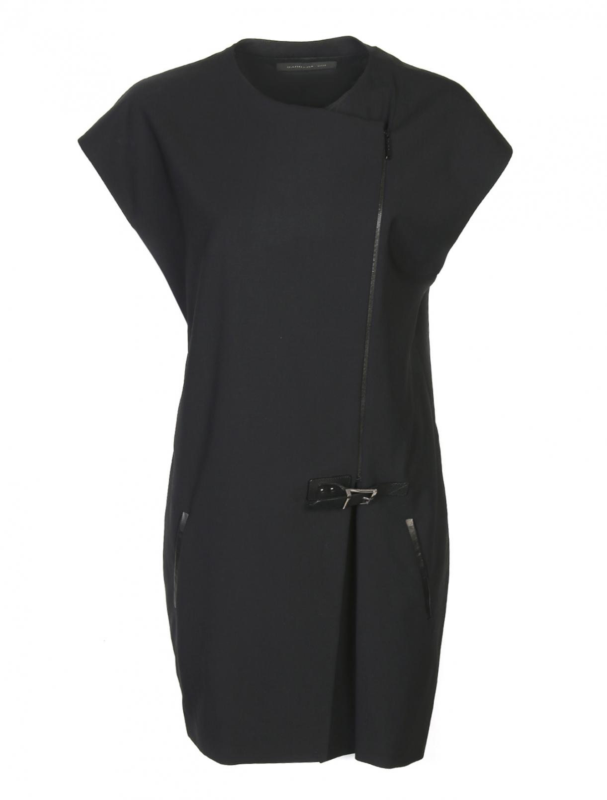 Платье из шерсти на молнии Barbara Bui  –  Общий вид