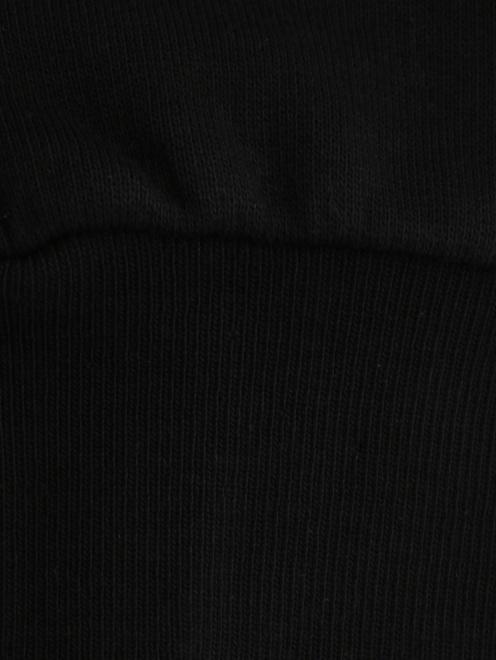 Толстовка из хлопка с капюшоном - Деталь