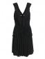 Платье-мини из трикотажа Jean Paul Gaultier  –  Общий вид