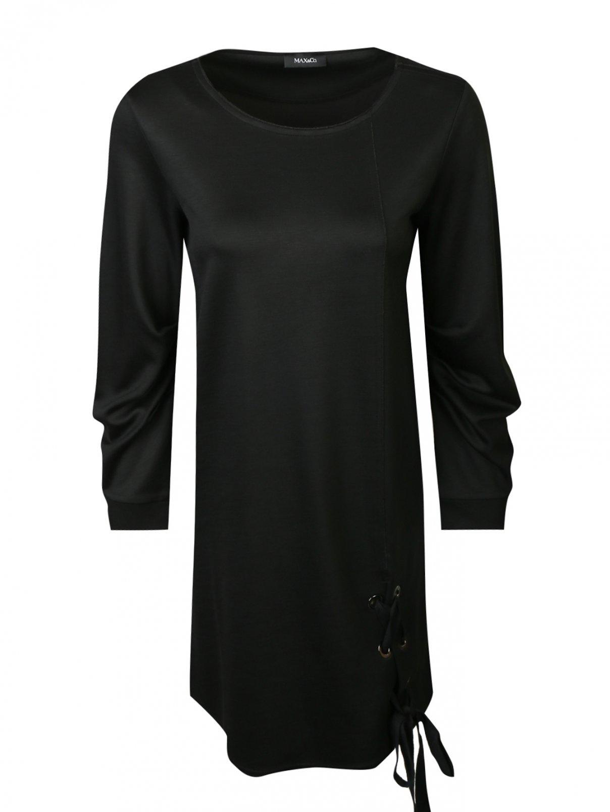 Платье-мини свободного кроя Max&Co  –  Общий вид