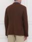 Однобортный пиджак из шерсти Corneliani ID  –  Модель Верх-Низ1
