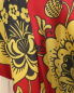 Платье-макси из шелка с узором Weekend Max Mara  –  Деталь