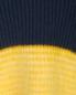Укороченный джемпер из шерсти с контрастной отделкой Sportmax  –  Деталь