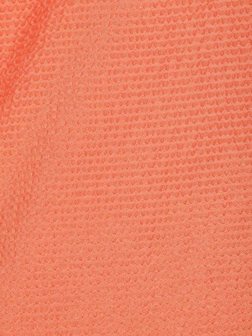 Блуза свободного кроя - Деталь