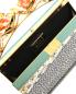 Сумка из кожи под рептилию с металлическим декором DEBORAH SAWAF  –  Деталь1