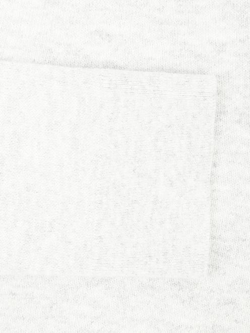 Джемпер из смешанной шерсти с аппликацией - Деталь1