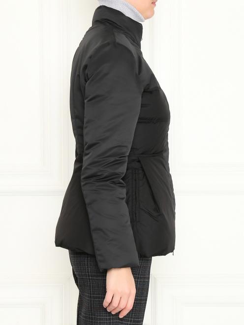 Куртка на молнии приталенного кроя  - МодельВерхНиз2