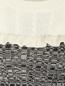 Трикотажное платье из шерсти фактурной вязки Philosophy Di Lorenzo Serafini  –  Деталь1