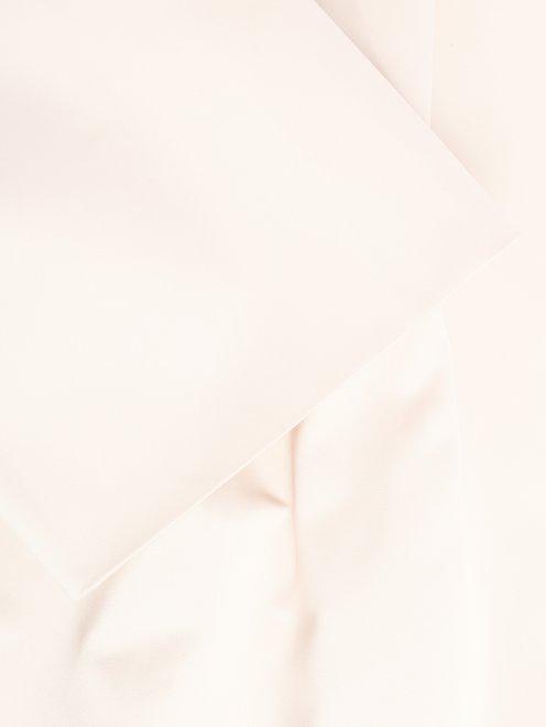 Укороченный жакет с короткими рукавами - Деталь