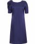 Платье-футляр из смешанного шелка Jil Sander  –  Общий вид