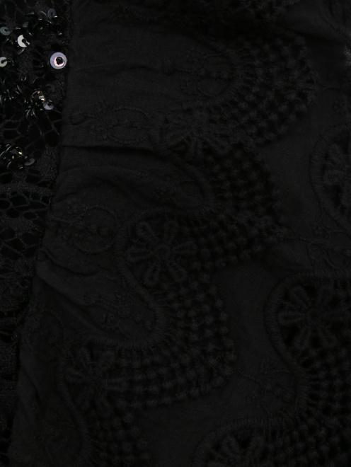 Платье кружевное из вискозы - Деталь1