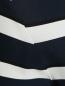 Платье из ткани в полоску Max Mara  –  Деталь1