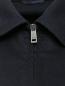 Куртка из шерсти на молнии Jil Sander  –  Деталь