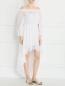 Платье-миди свободного кроя Philosophy Di Lorenzo Serafini  –  Модель Общий вид