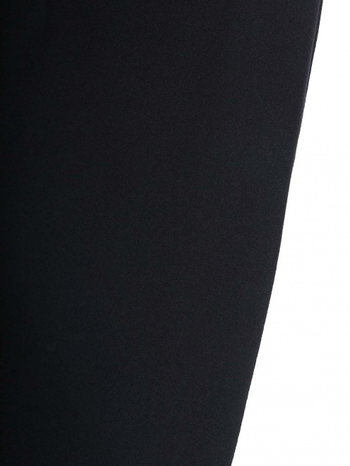 Жакет с поясом и плиссированной спинкой  - Деталь1