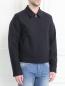 Куртка из шерсти на молнии Jil Sander  –  Модель Верх-Низ