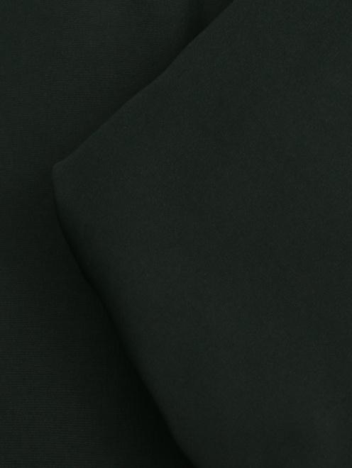 Пальто пуховое с капюшоном - Деталь1