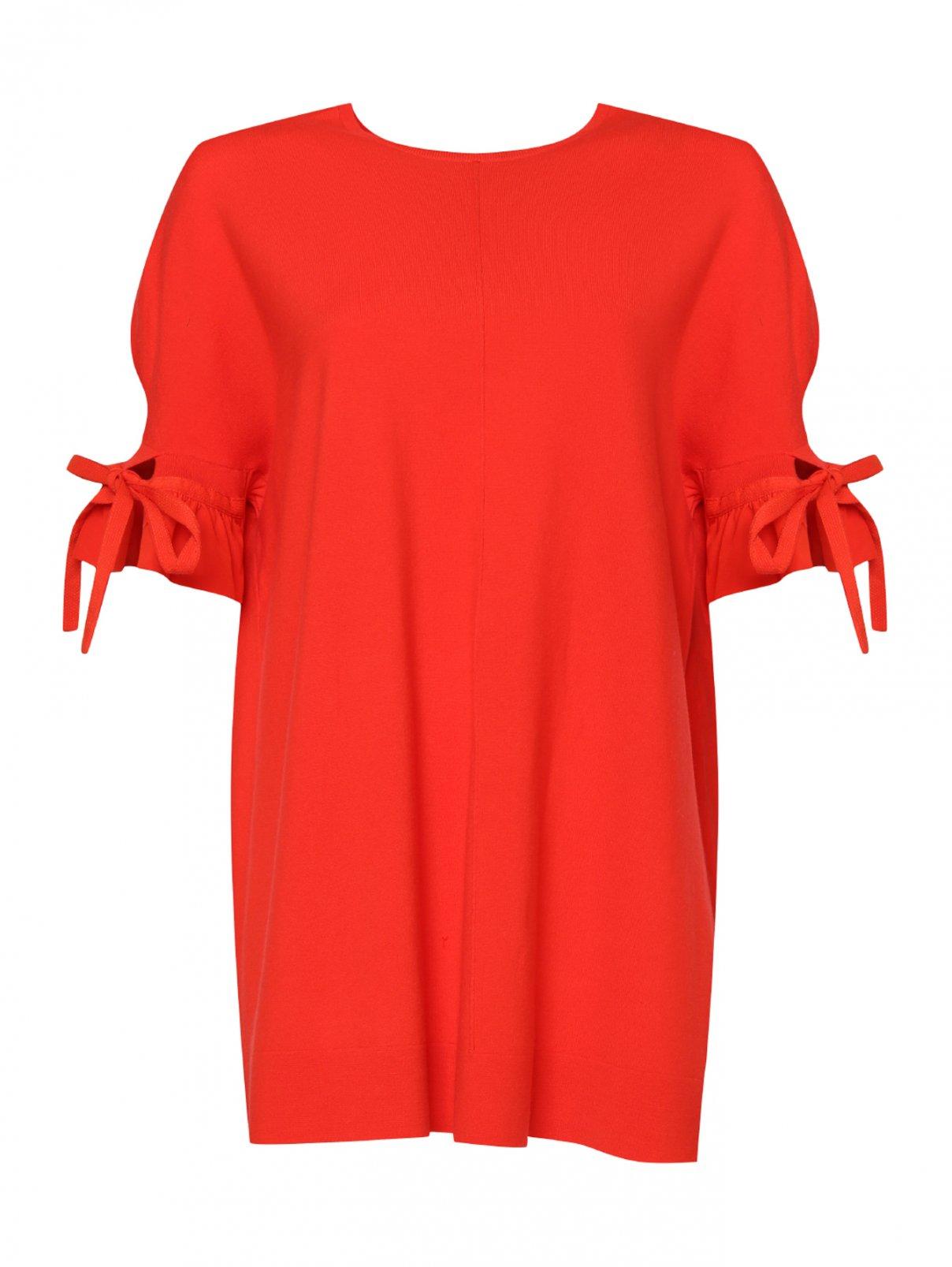 Трикотажное платье из шерсти Dorothee Schumacher  –  Общий вид