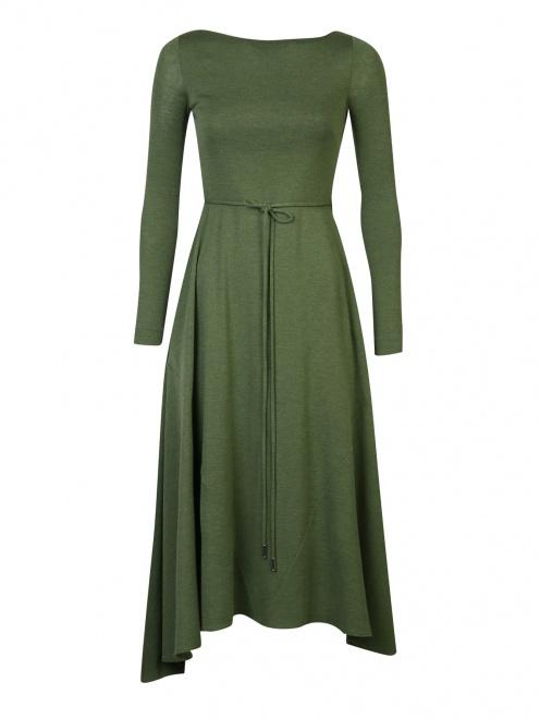 Платье шерстяное - Общий вид