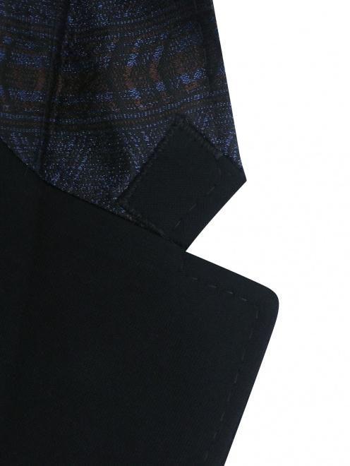 Пиджак из хлопка - Деталь1