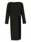 Платье асимметричного кроя с узором Marina Rinaldi  –  Общий вид