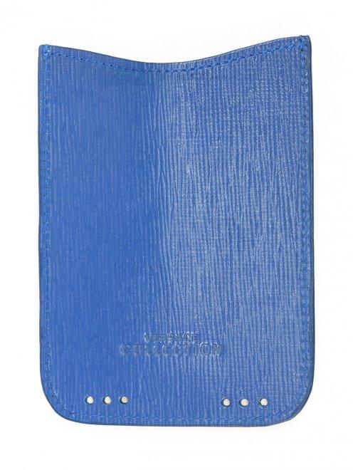 Чехол для IPhone из кожи - Обтравка1