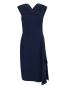 Платье-футляр из смешанной шерсти Alberta Ferretti  –  Общий вид