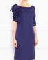Платье-футляр из смешанного шелка Jil Sander  –  Модель Верх-Низ