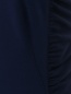 Платье-футляр из смешанной шерсти Alberta Ferretti  –  Деталь