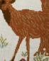 Джемпер с капюшоном из шерсти с рисунком Alberta Ferretti  –  Деталь