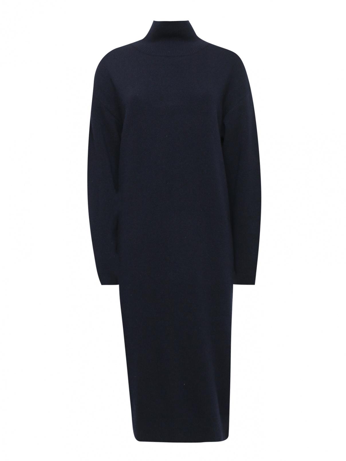 Платье из шерсти с рисунком CLOSED  –  Общий вид