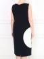 Платье-футляр с аппликацией Marina Rinaldi  –  Модель Верх-Низ1