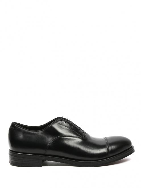 Ботинки из кожи - Обтравка1