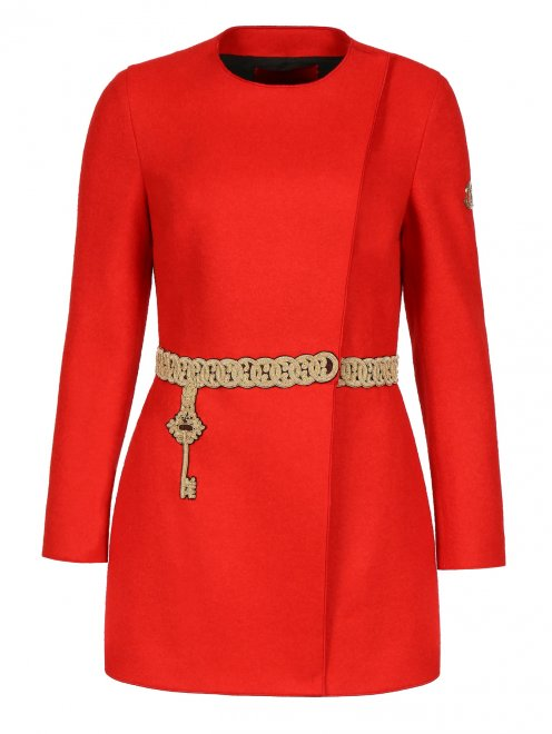 Пальто из смешанной шерсти - Общий вид