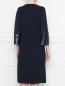 Платье с V-образным вырезом , прямого кроя Marina Rinaldi  –  МодельВерхНиз1