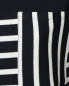 Платье трикотажное из хлопка в полоску Weekend Max Mara  –  Деталь