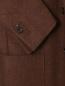 Однобортный пиджак из шерсти Corneliani ID  –  Деталь2