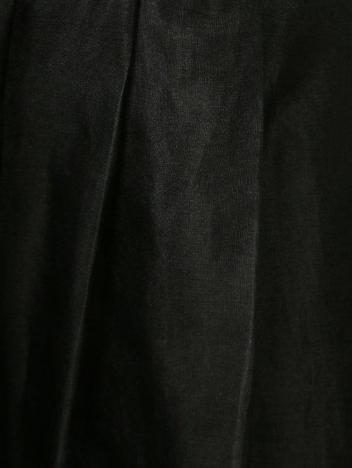 Платье из шелка - Деталь1