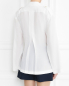 Шелковая блуза с запахом Alberta Ferretti  –  Модель Верх-Низ1