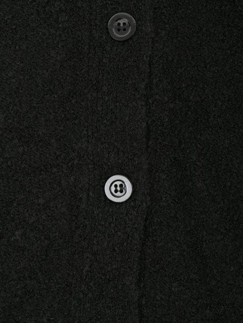 Кардиган с декоративной сумочкой - Деталь