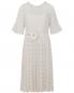 Платье из шелка с вышивкой Collette Dinnigan  –  Общий вид