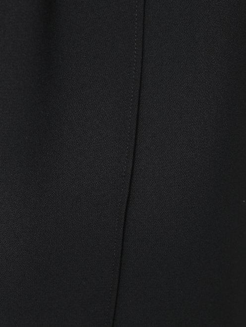 Платье макси с декором стразами - Деталь1