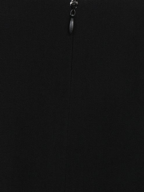 Юбка-карандаш из шерсти  - Деталь1